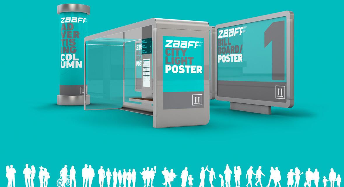 Zaaff Reklamcılık Organizasyon ve Danışmanlık Hizmetleri Tic. Ltd. Şti. Telefon : 0 216 850 2020